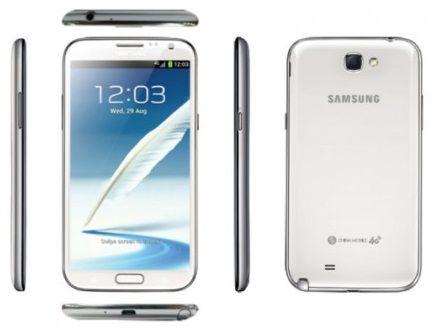 Обновлённый смартфон Samsung Galaxy Note 2 с SoC Snapdragon 600 анонсирован официально