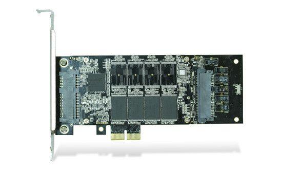 Максимальная скорость чтения SSD MX Technology Express составляет 850 МБ/с, записи - 800 МБ/с