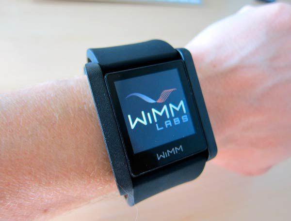 Разработчик «умных часов» WIMM был куплен Google в 2012 году