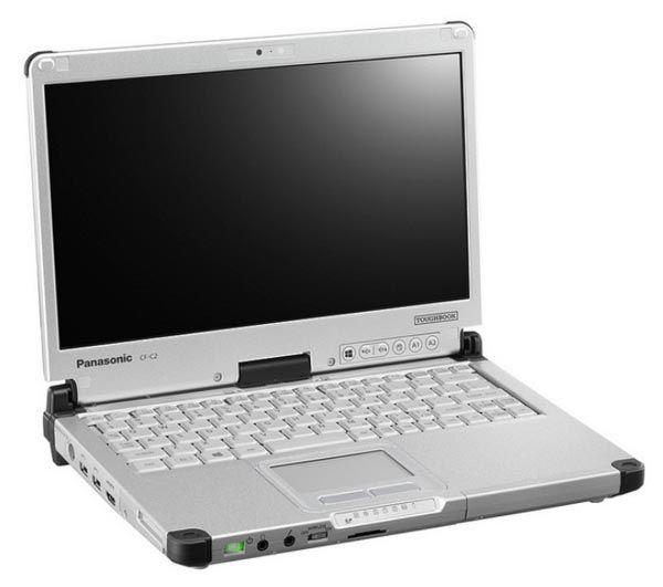 Трансформируемый ноутбук в усиленном исполнении Panasonic Toughbook CF-C2 получил процессор Intel Core четвертого поколения