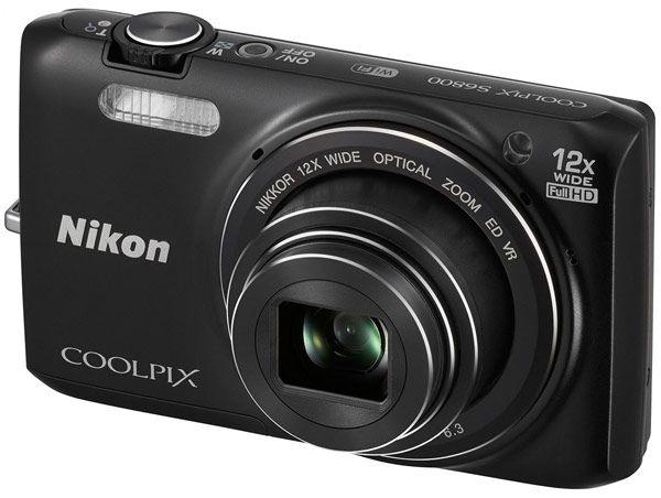 Цена Nikon Coolpix S6800 равна $220, Coolpix S5300 - $180