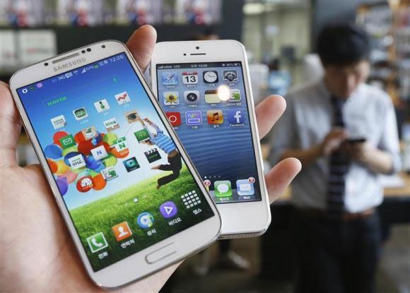 Прошлая встреча высшего руководства Apple и Samsung не привела к успеху