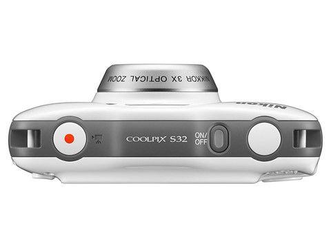 Продажи Nikon Coolpix S32 начнутся в марте