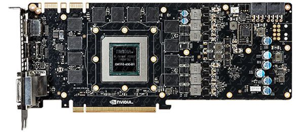Ожидается, что 3D-карта Nvidia GeForce GTX Titan Black будет стоить около $1000