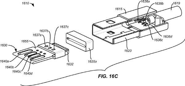 Apple изобрела симметричный разъем USB и пытается запатентовать его
