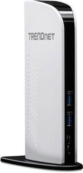 Док TU3-DS2 обеспечивает подключение двух дисплеев