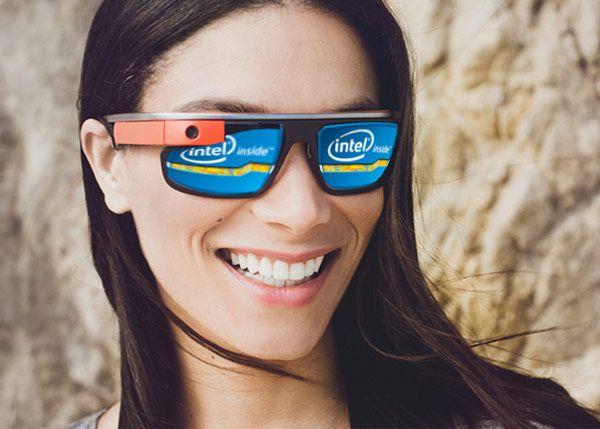 Как утверждается, Intel будет не только поставлять процессоры для Google Glass