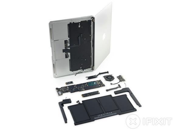 Apple MacBook Air iFixit