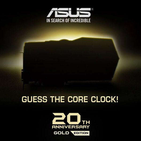 Asus предлагает угадать частоту GPU видеокарты ROG Matrix GTX 980 Gold Edition