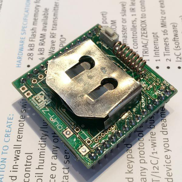 Используя Z-Uno, можно создавать разнообразные датчики и исполнительные устройства