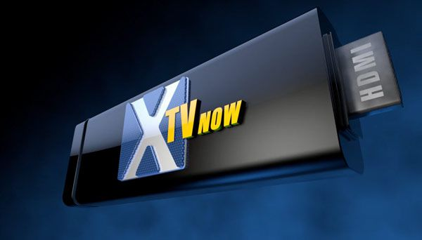 Микрокомпьютер xTVNow внешне похож на флэш-накопитель