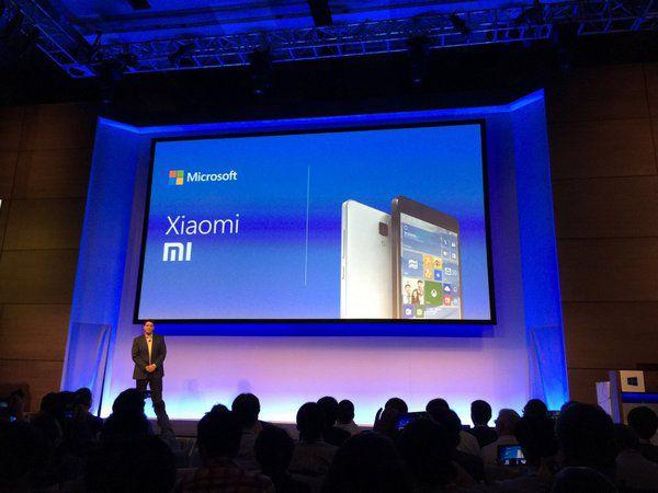 Xiaomi Mi4 Microsoft Windows 10