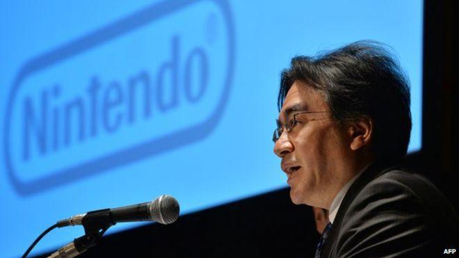 С именем  Сатору Ивата связаны многие успехи компании