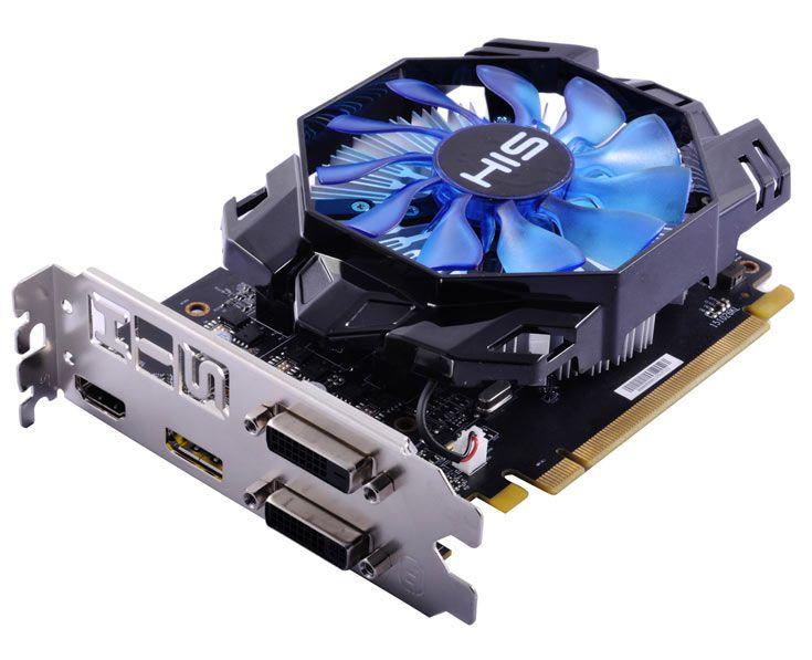 Ориентировочная цена 3D-карты HIS Radeon R7 360 Green iCooler OC — 100 евро