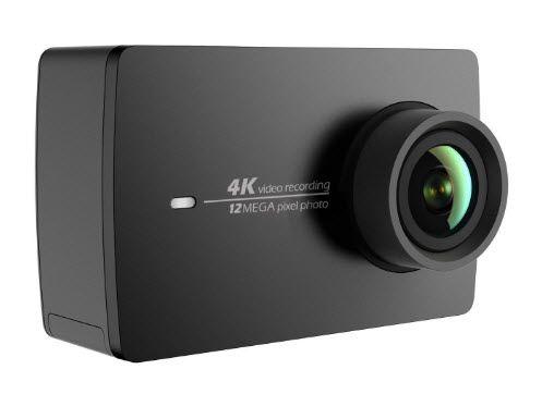 Камера Yi 4K Action Camera 2 поступила в продажу в Европе