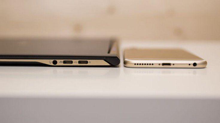 Ноутбук Acer Swift 7 является самым тонким в мире