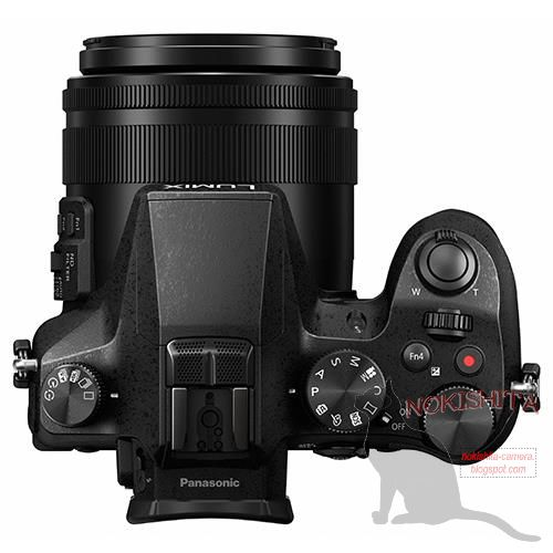 Анонс камеры Panasonic DMC-FZ2000 ожидается в ближайшее время