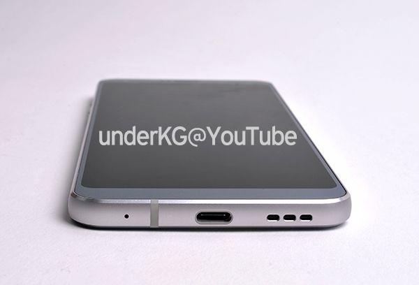 Появились фотографии смартфона LG G6, демонстрирующие его со всех сторон