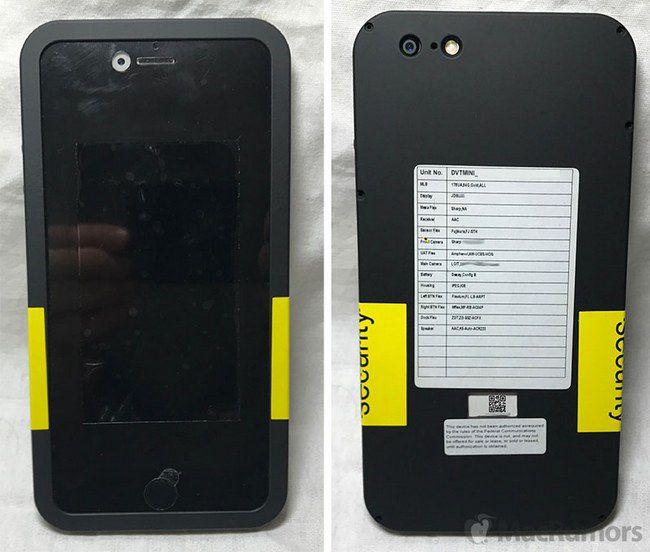 Опубликованы фотографии защитного футляра, который использует Apple для транспортировки прототипов iPhone