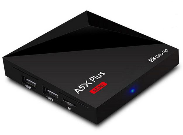 Медиаплеер A5X Plus Mini получил новую SoC Rockchip RK3328
