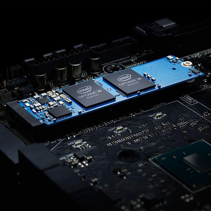 Поставки накопителей Intel Optane для настольных ПК начнутся 24 апреля