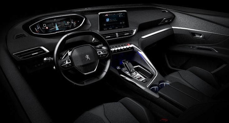 Citroen и Peugeot добавили новым машинам поддержку Android Auto