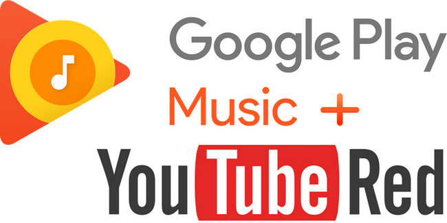 YouTube Red и Google Play Music объединят в один сервис