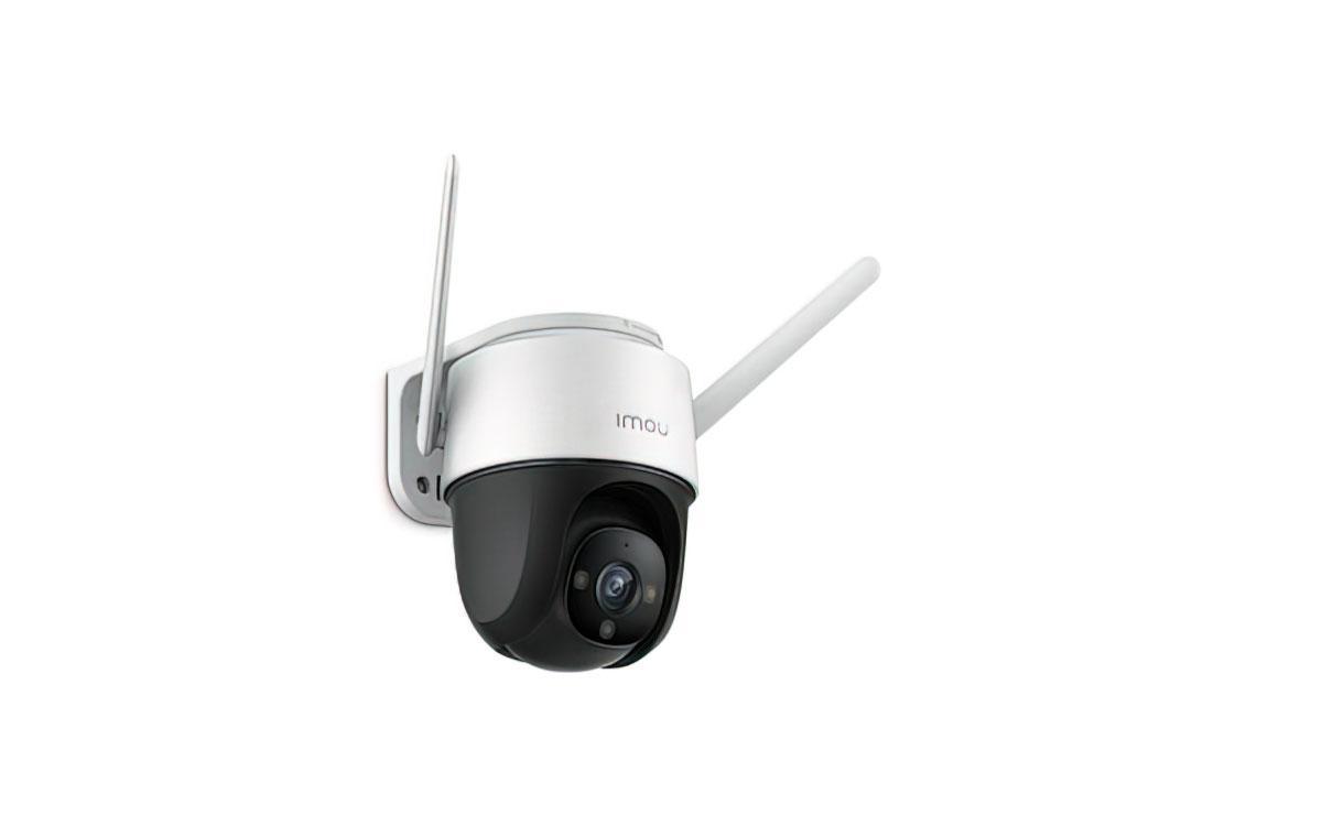 Камеры наблюдения IMOU Cruiser уже вРоссии