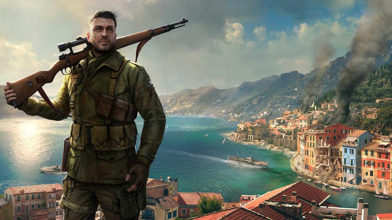 Распродажа игр Rebellion в Steam. Скидки до 85% на серию Sniper Elite и другие игры издателя