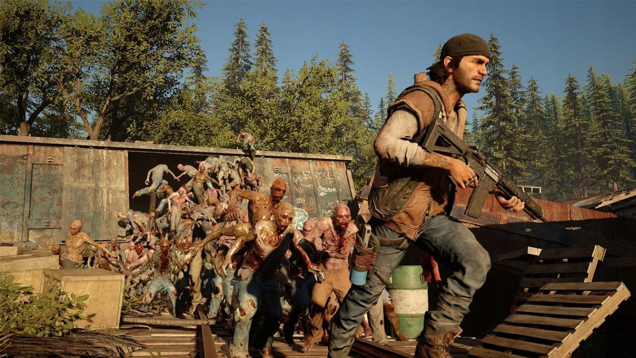 ВSteam проходит распродажа бывших эксклюзивов PlayStation