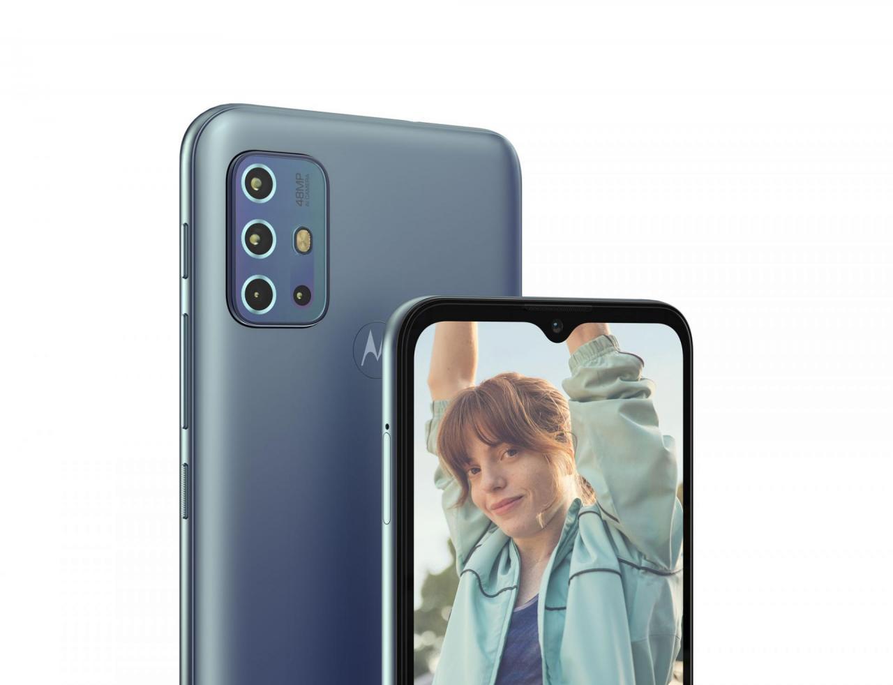 Motorola MotoG20 пошла впродажу вРоссии
